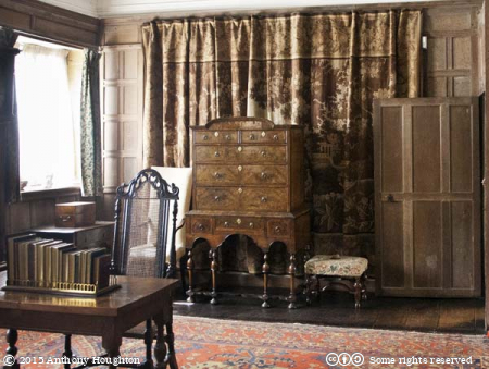 Great Chamber,Lytes Cary,Somerton,Historic House,Furniture