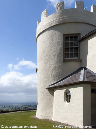 Round House,The Kymin,Monmouth
