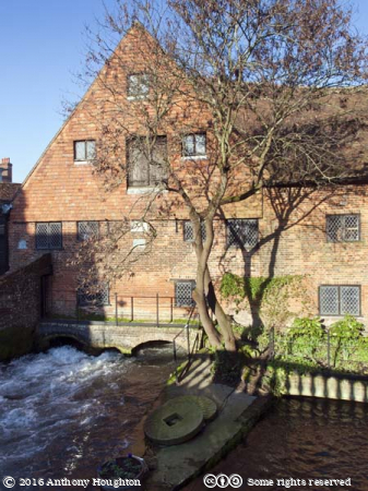 City Mill,Water Mill,Flour,Winchester,National Trust