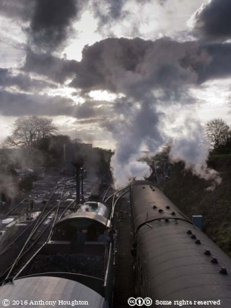 Ropley Station,Watercress Line,Mid Hants Railway,Watercress Line