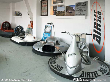 Hovercraft Museum,Lee-on-the-Solent