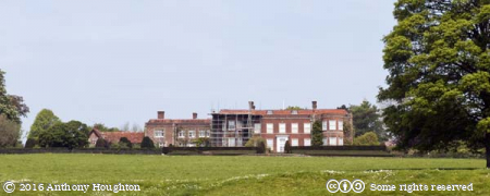 South Front,Hinton Ampner,Stately Home,House,National Trust