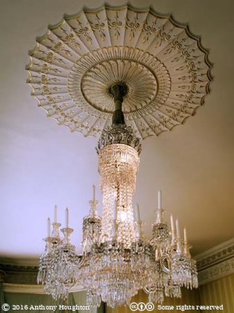 Candelabra,Drawing Room,Hinton Ampner,Stately Home,House,National Trust