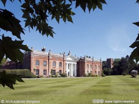 Avington Park,Stately Home,House