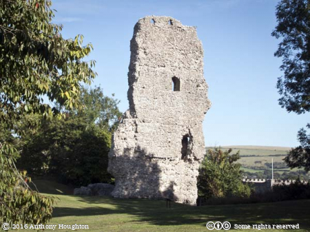 Gatehouse,Keep,Bramber Castle,Ruin,English Heritage