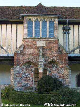Abulatory,Hospital of St Cross,Winchester