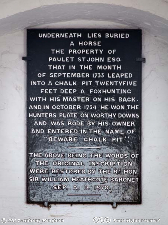 Inscription,Monument,Farley Mount