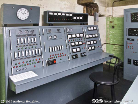 Control Room,Needles,New Battery