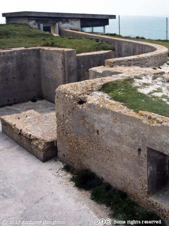 Needles,Old Battery