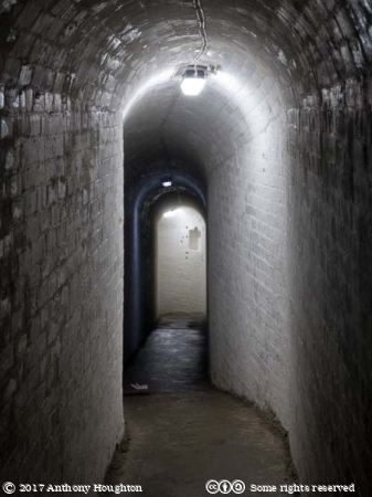 Passage,Tunnel,Needles,Old Battery