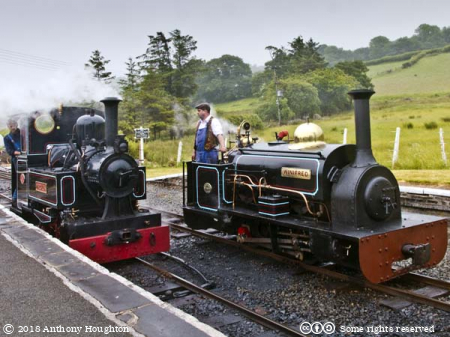 Marchlyn,Winifred,Steam Engines,Bala Lake Railway