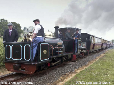 Winifred,Marchlyn,Steam Engines,Train,Bala Lake Railway