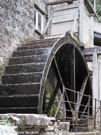 Cotehele,Water Mill