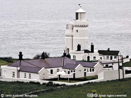 Isle of Wight,St Catherines,St Catherine's Lighthouse