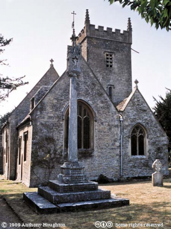 Saint Leonard's,Stanton Fitzwarren,Swindon,Church