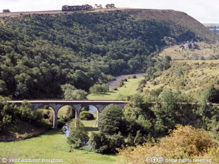 Peak District,Monsal Head,Viaduct,Bridge