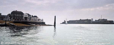 Portsmouth,Harbour Mouth
