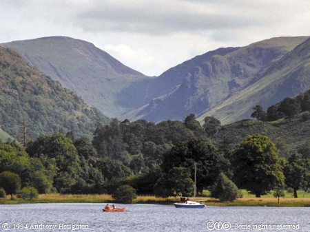 Ullswater,Lake,Mountains