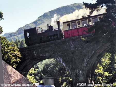 Snowdon Mountain Railway,Rheilffordd Yr Wyddfa,Heritage,Rack,Cog,Steam Engine,Locomotive,Train,Bridge,Llanberis