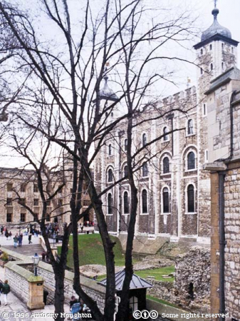 Tower of London,Castle,Keep