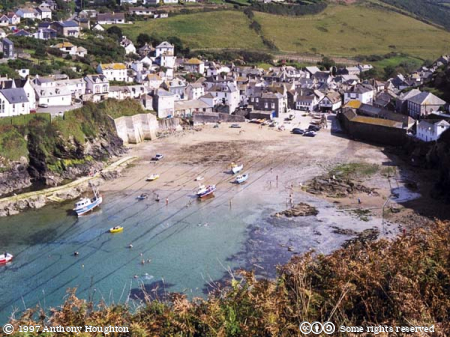 Port Isaac,Lobber Point