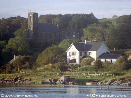 Arisaig,Buildings
