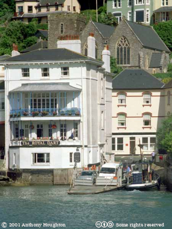 Kingswear,Ferry