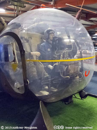 Sioux Helicopter,Bell 47,Museum of Army Flying,Middle Wallop,Stockbridge