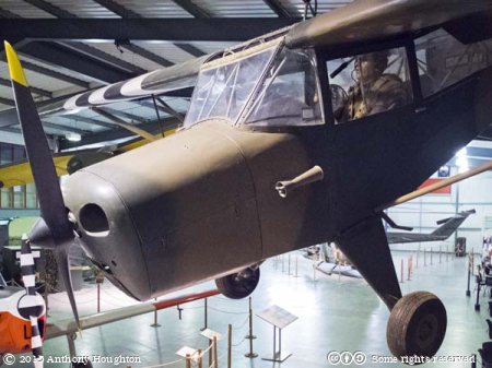 Auste MkV,TJ569,Museum of Army Flying,Aircraft,Middle Wallop, Stockbridge