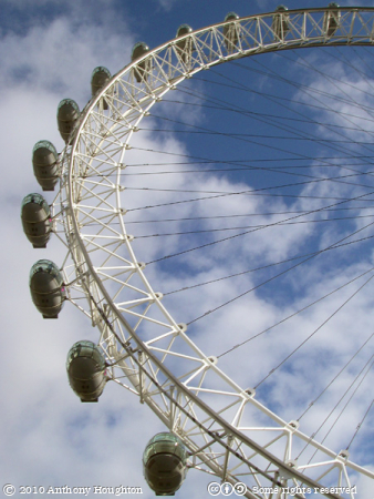 London Eye,Millenium Wheel,Lambeth