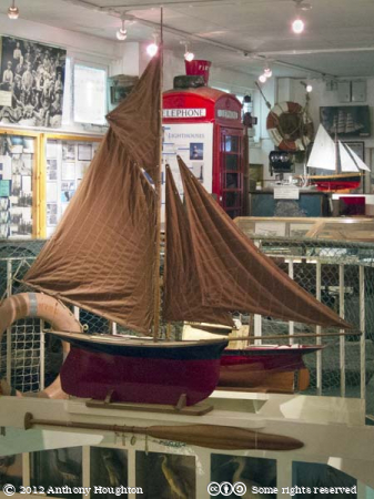 Model Boats,Museum,St Mary's